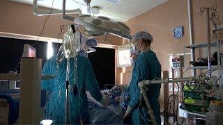 «Реанимация». Операция по удалению опухоли в кишечнике
