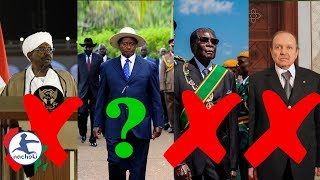 Baixar 5 African Presidents Recently Overthrown by the People