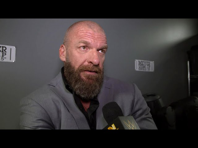 See why The Game is all about King of the Ring: Exclusive, Aug. 17, 2019