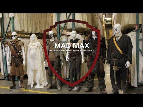 A Closer Look at the Costumes | Mad Max: Fury Road | Warner Bros. Studio Tour