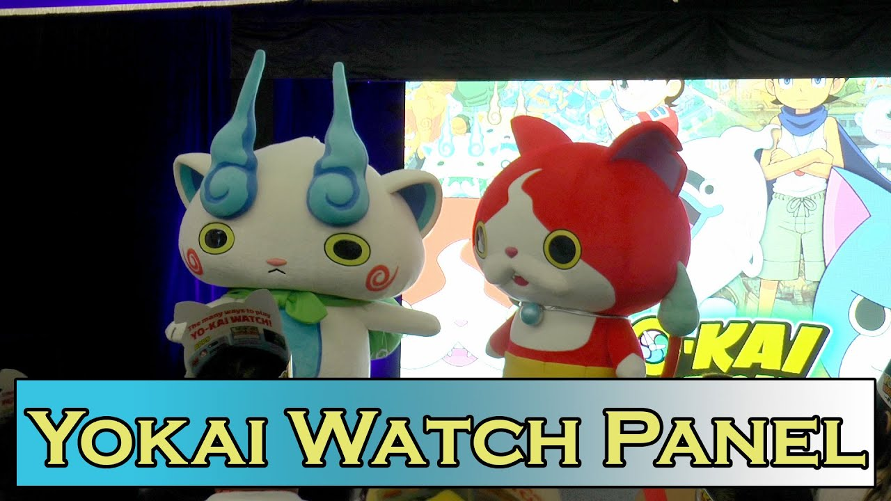full yokai watch panel youtube. Black Bedroom Furniture Sets. Home Design Ideas