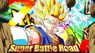 ULTIMATE FUSION RETURNS! EZA Agl Super Vegetto vs Potara SBR: DBZ Dokkan Battle