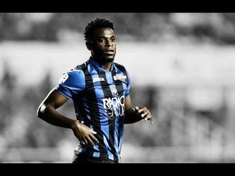 Duván Zapata ● Goles En Liga Italiana ● Atalanta ● 2018
