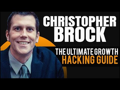 Growth Hacking, Philosophy & Primary Hosting (Christopher Brock - Project EGG Interview #31)