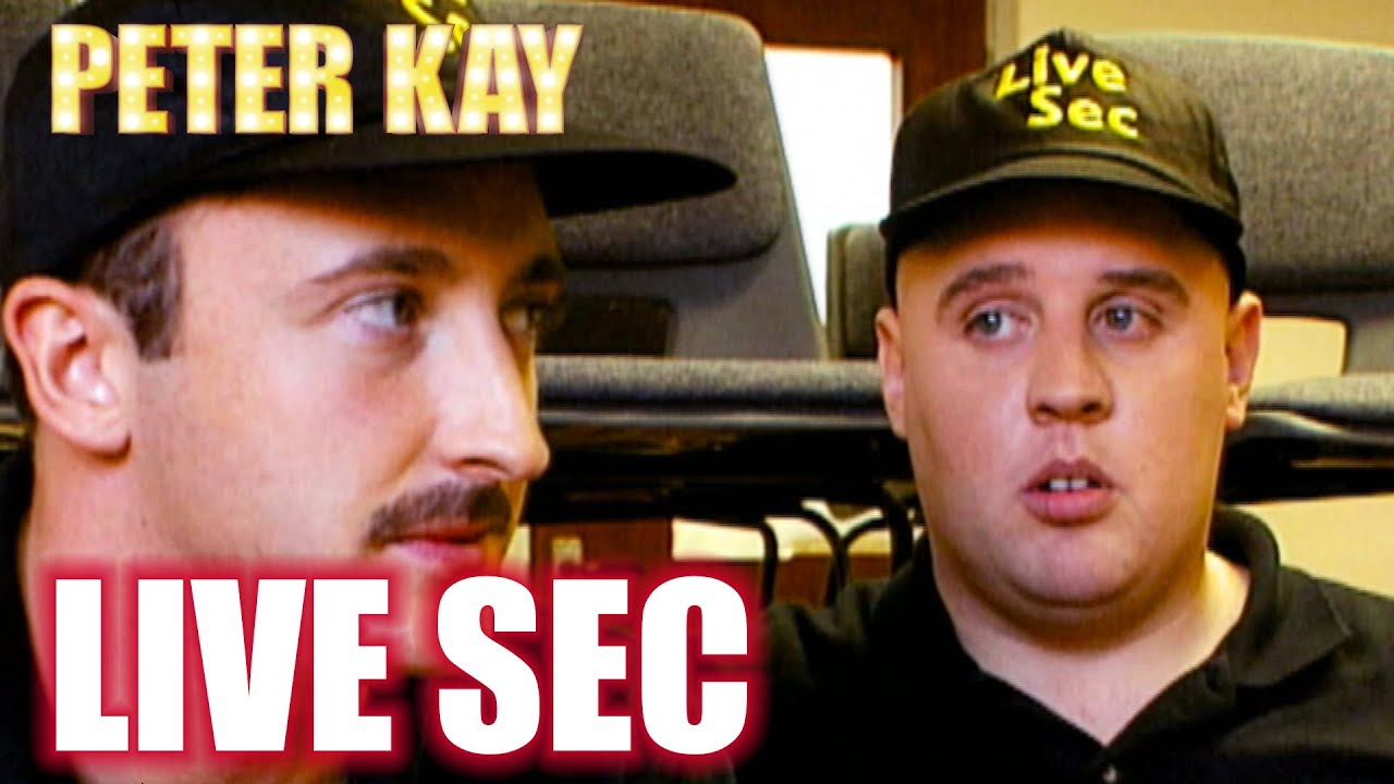 Live Sec's Chris and Sean | That Peter Kay Thing