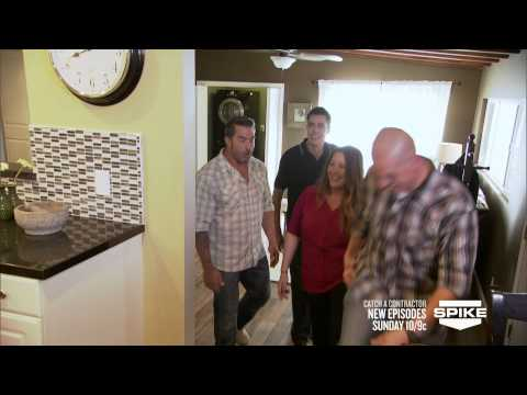 Catch A Contractor, Season 2: Brand New Interior For This Marine