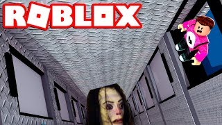 THE INFINITY ELEVATOR OF TERROR Roblox Cerso in Spanish