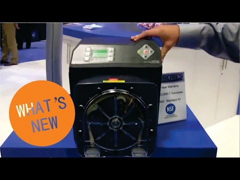 ProSeries-M® - M4 Peristaltic Metering Pump by Blue-White Ind.