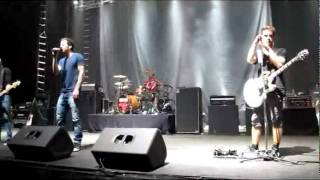 Simple Plan - Anywhere Else But Here (Soundcheck Party in Philippines)