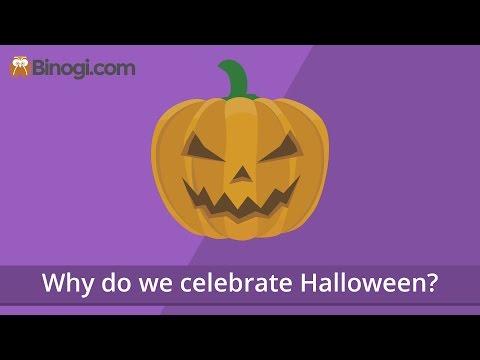 Why do we celebrate Halloween? (Religion) - Binogi