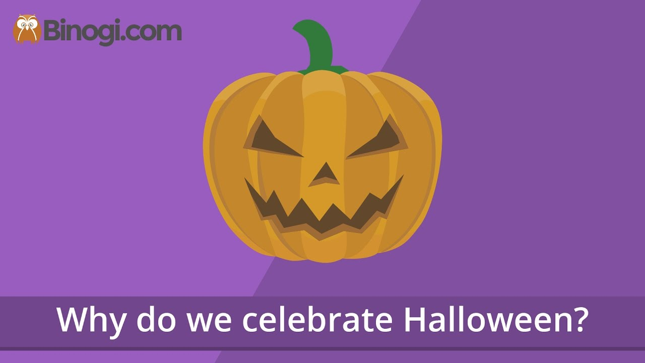 Why do we celebrate Halloween? (Religion) - Binogi - YouTube