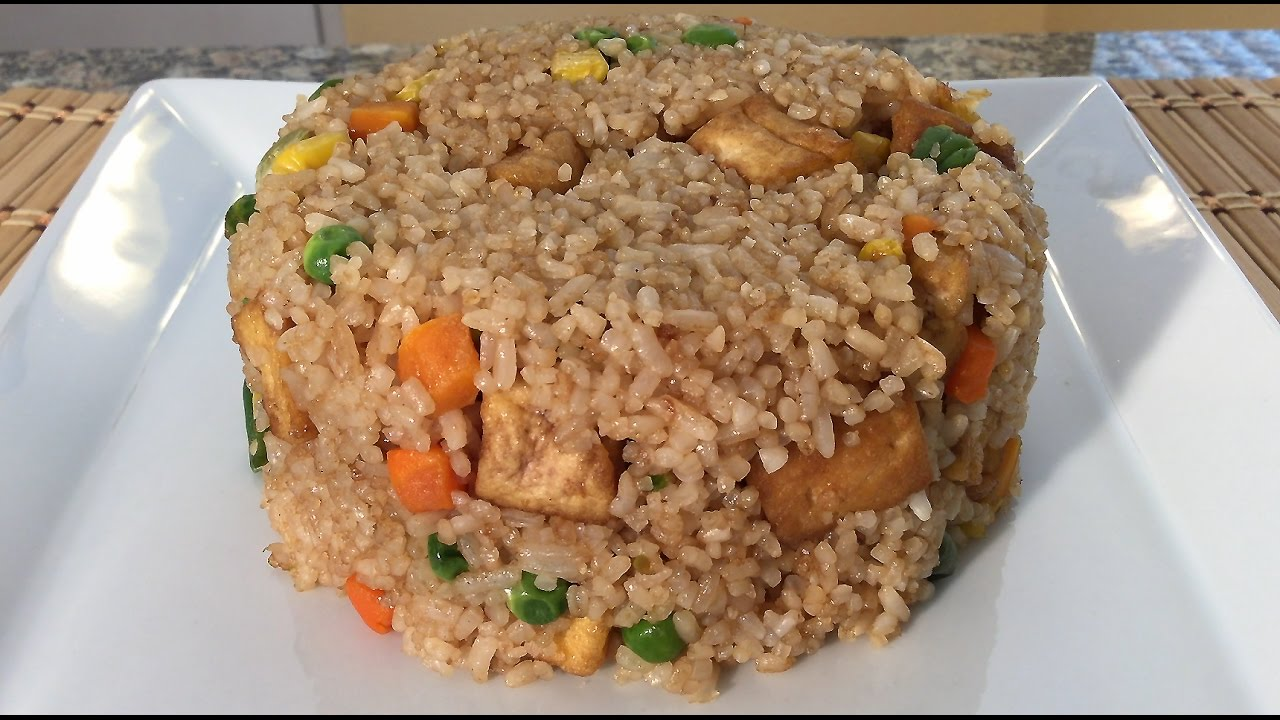 How to make vegetable fried rice chinese food recipes vegan cooking how to make vegetable fried rice chinese food recipes vegan cooking ccuart Choice Image