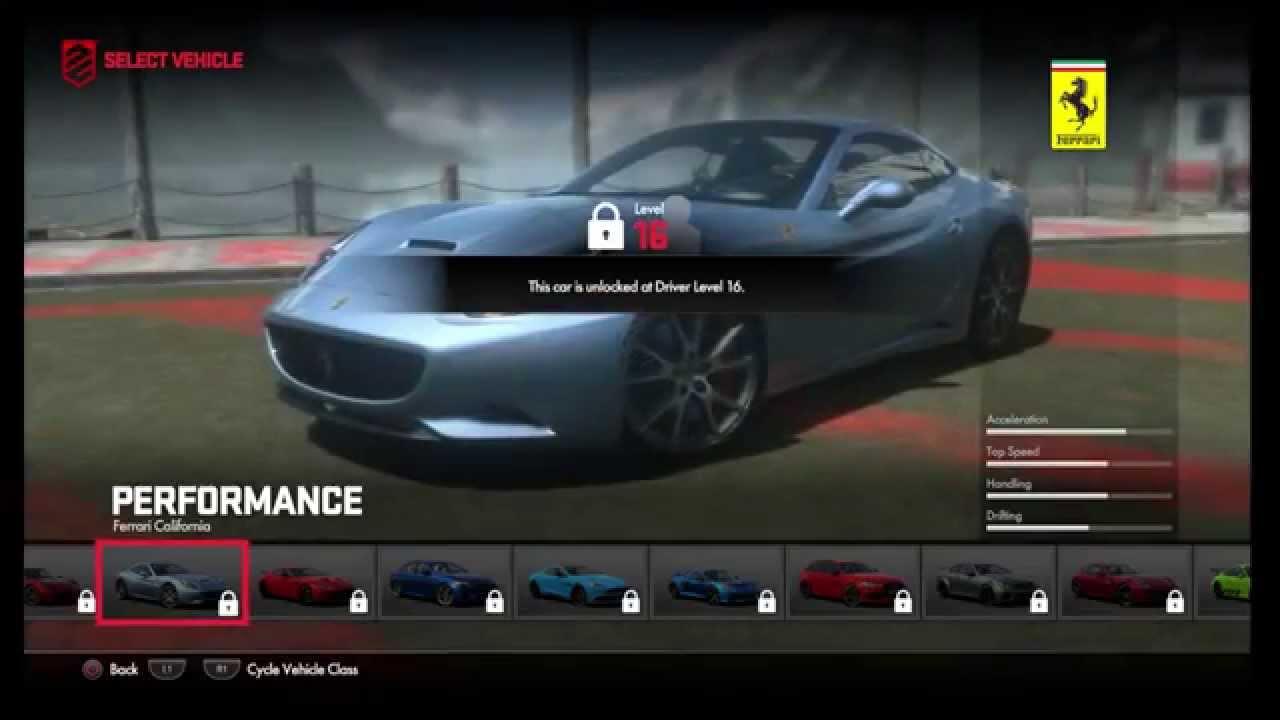 Driveclub Ps4 Car List  Wwwpixsharkcom Images