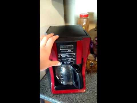 Mr. Coffee Advanced Brew Coffee Pot