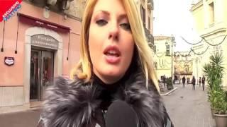 Manila Nazzaro si racconta a Foggia, la sua città