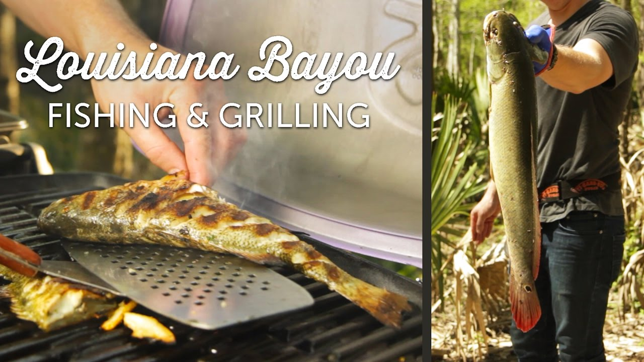 Grilled Striped Bass Recipes Barefoot Contessa whole grilled bass fish recipe | cooking on the weber q grill | camping food