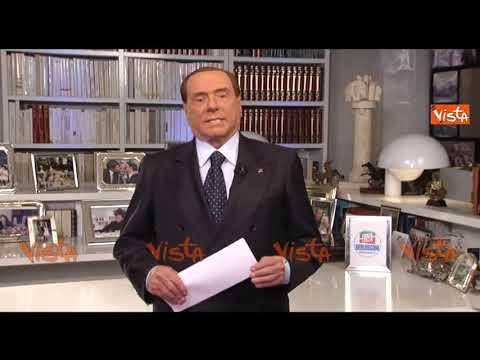 Berlusconi: grazie agli elettori complimenti a Salvini, io saro il regista del centrodestra