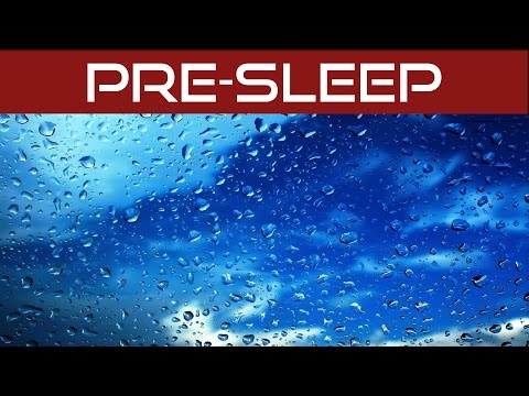 🎵 Listen To This: 30 Minutes Of Rain Sounds With Low Alpha Waves For Pre-Sleeping
