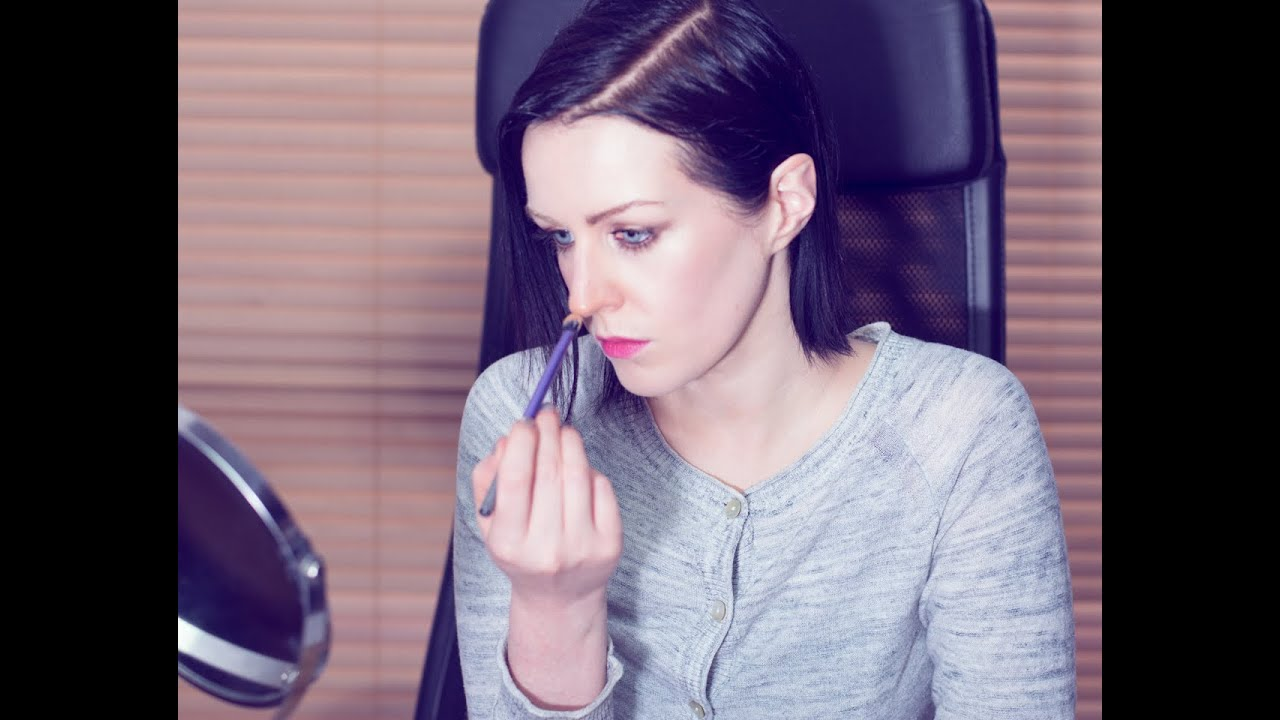 Nose Contouring  How To Make The Nose Look Shorter