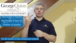 Staircase Renovation - Part 1: How To Plan For Renovating Your Stairs - George Quinn