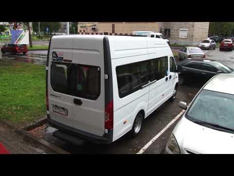 В пользование Междуреченской городской больнице прибыл новый автобус Газель