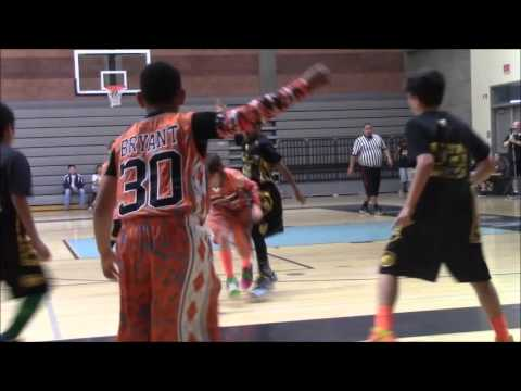 Fresno Tournament Game two against slam and Jam