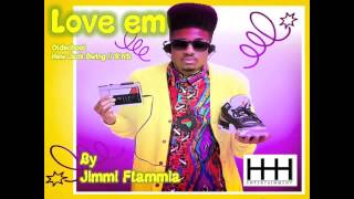 Oldschool New Jack Swing/Rnb Mixtape // Jimmi Flammia - Love Em