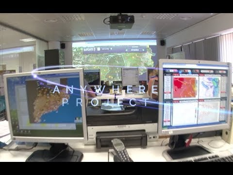 ANYWHERE, EnhANcing emergencY management and response to extreme WeatHER and climate Events
