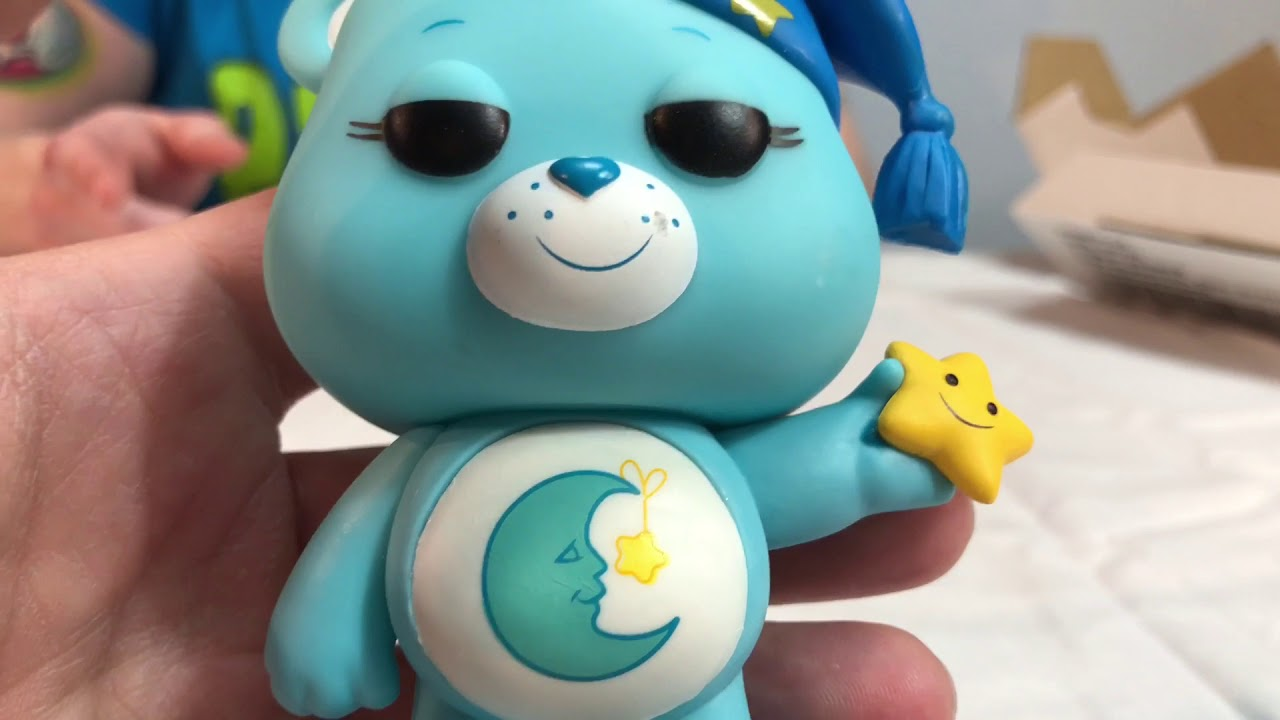 Funko Shop Exclusive Bedtime Bear Care Bears Funko Pop ...