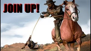 LIVE! - Red Dead Redemption BEGINS! (Countdown to Red Dead Redemption 2)