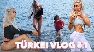 KUCHENDIÄT - CHEATDAY EVERYDAY - FAMILY-URLAUB IN DER TÜRKEI TEIL 1