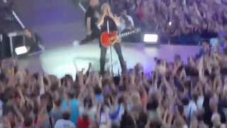 Sunrise Avenue - Fairytales Best Of Tour 18.07.2015 Wuhlheide