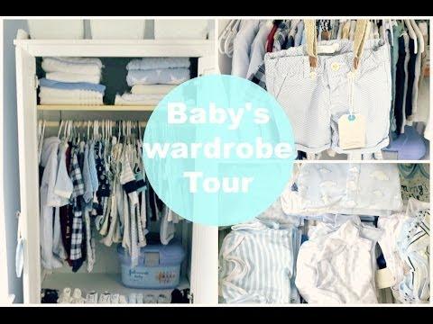 Baby's Wardrobe Tour