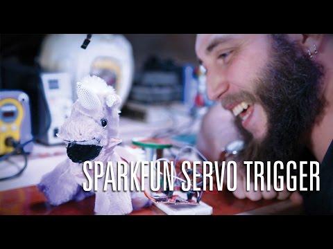SparkFun servo trigger
