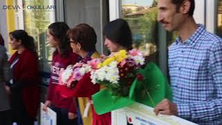 Tübitak Türkiye Birincisi  Olan Öğrencilerimize Sürpriz Karşılama