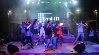 SOUL ID feat. ATREZ & PROJECT QIU - 9th My Balloon Fiesta