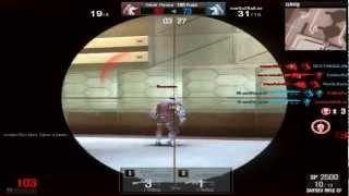 Wolfteam  Beneficence Sniper Montage 2013
