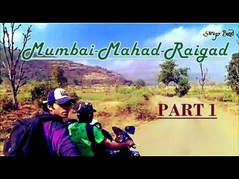 Riding Avenger 220 To Raigad Fort | Killa | Part 1 | Legend of Chattrapati Shivaji Maharaj