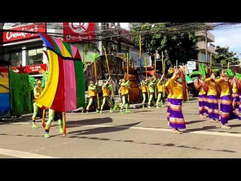 Baragatan sa Palawan 2017: Saraotan sa Dalan - Municipality of Quezon