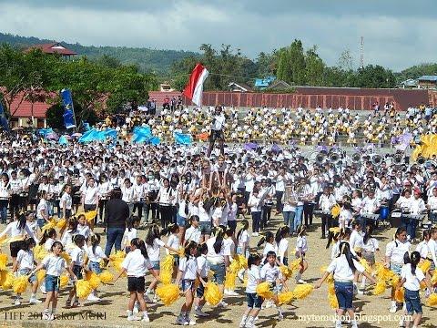 Rekor MURI 2015, marching band terbesar