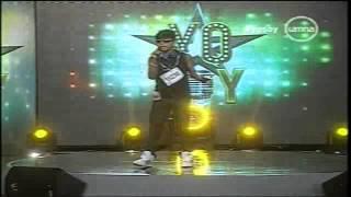 YO SOY TEMPORADA 2013: Calamaro Mago de Oz Guns 1/2 (Andre Hual) 03/04/2013 Casting 5ta Temporada