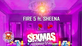 Fire 5 Ft. Sheena - Put It In (Raw) February 2019