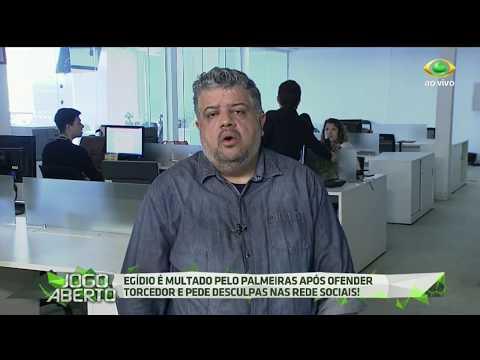 Héverton Guimarães: Crise No Palmeiras é Culpa Da Diretoria