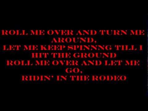 The Cowboy Song (Thin Lizzy karaoke) .wmv