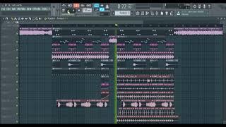 Hardwell Sick Individuals Get Low FL Studio Remake FLP