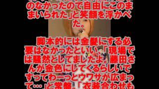 女優の藤田朋子(50)が22日、都内の映画館で行われた主演映画「向...