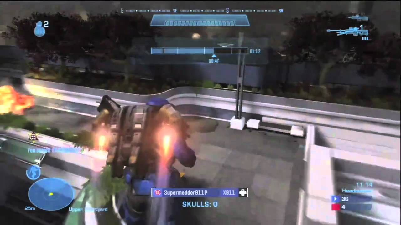 Mods Halo Trial