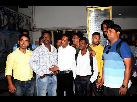 MS Dhoni got a special surprise from his old Kharagpur friends