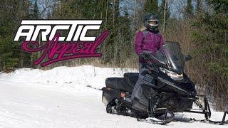 Divas SnowGear - Arctic Appeal Snowmobile Jacket and Bib