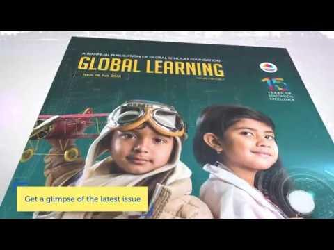 Global Learning magazine